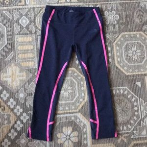 Cropped North Face Leggings
